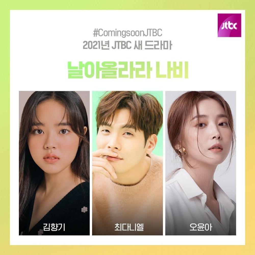 Berlatar Salon Rambut, Ini 5 Fakta KDrama JTBC Fly High, Butterfly