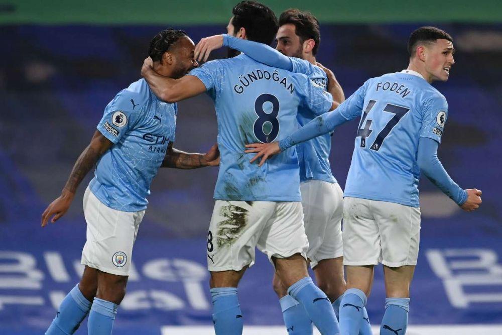 Manchester City Semakin Tak Terbendung