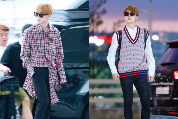 9 Ide Mix and Match Kemeja ala Jimin BTS, Stylish Banget!
