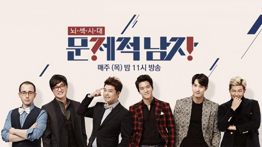 5 Rekomendasi Variety Show Korea yang Cocok untuk Melatih Otak
