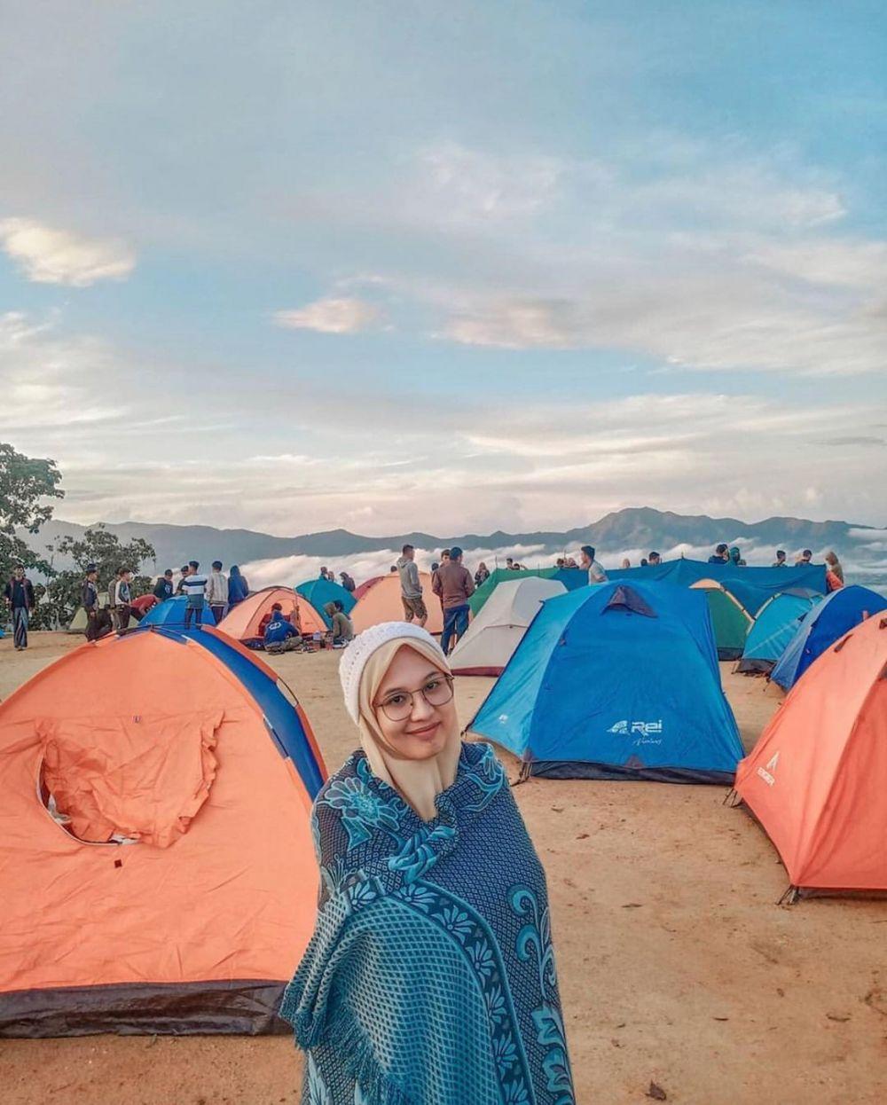 5 Tempat Seru untuk Wisata Camping di Gorontalo, Pemandangannya Indah