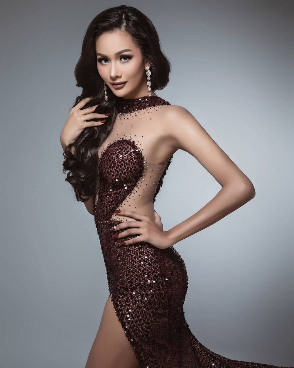 Road to Miss Grand 2020! 9 Potret Aurra Kharisma yang Kian Stunning