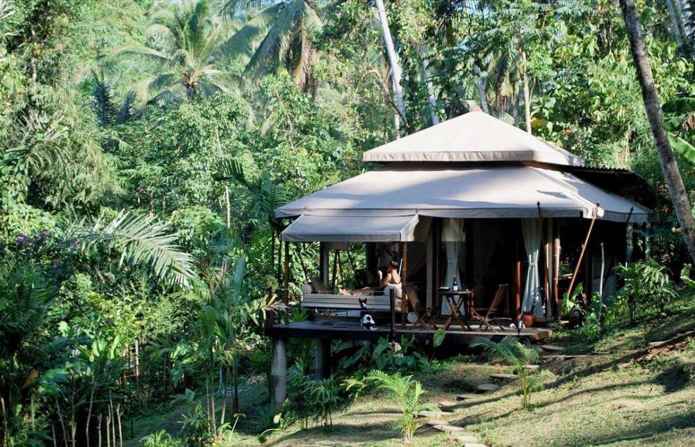 5 Spot Glamping Terbaik di Pulau Bali, Seru Banget buat Staycation-an!