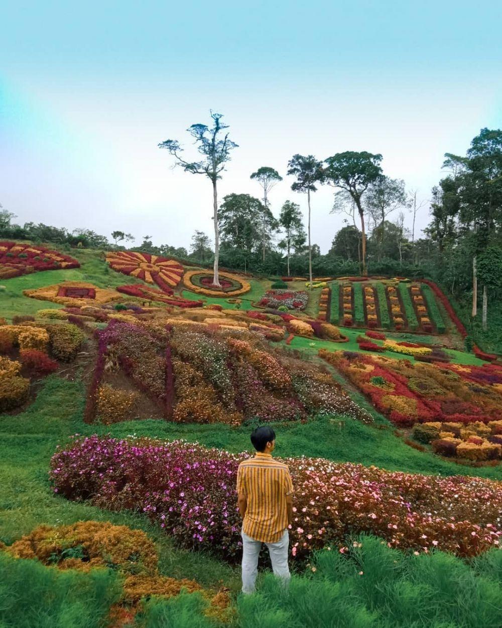 8 Wisata Alam ala Kabupaten di Sumatera Barat Ini Dijamin Bikin Senang