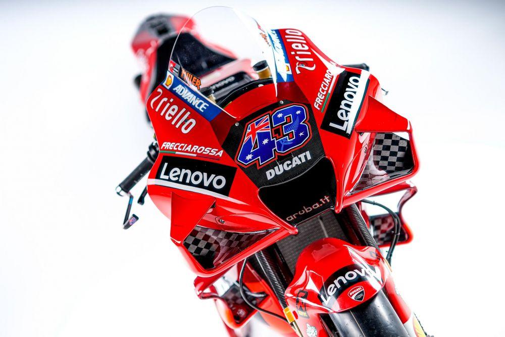 Ducati Resmi Rilis Motor Baru untuk MotoGP 2021, Begini Tampilannya!