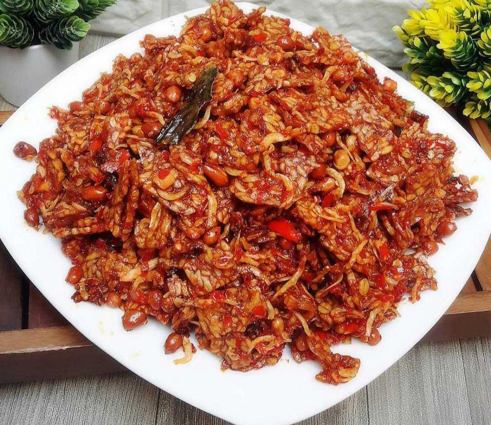 7 Resep Makanan Kering yang Tahan Lama, Cocok untuk Stok Lauk Praktis!