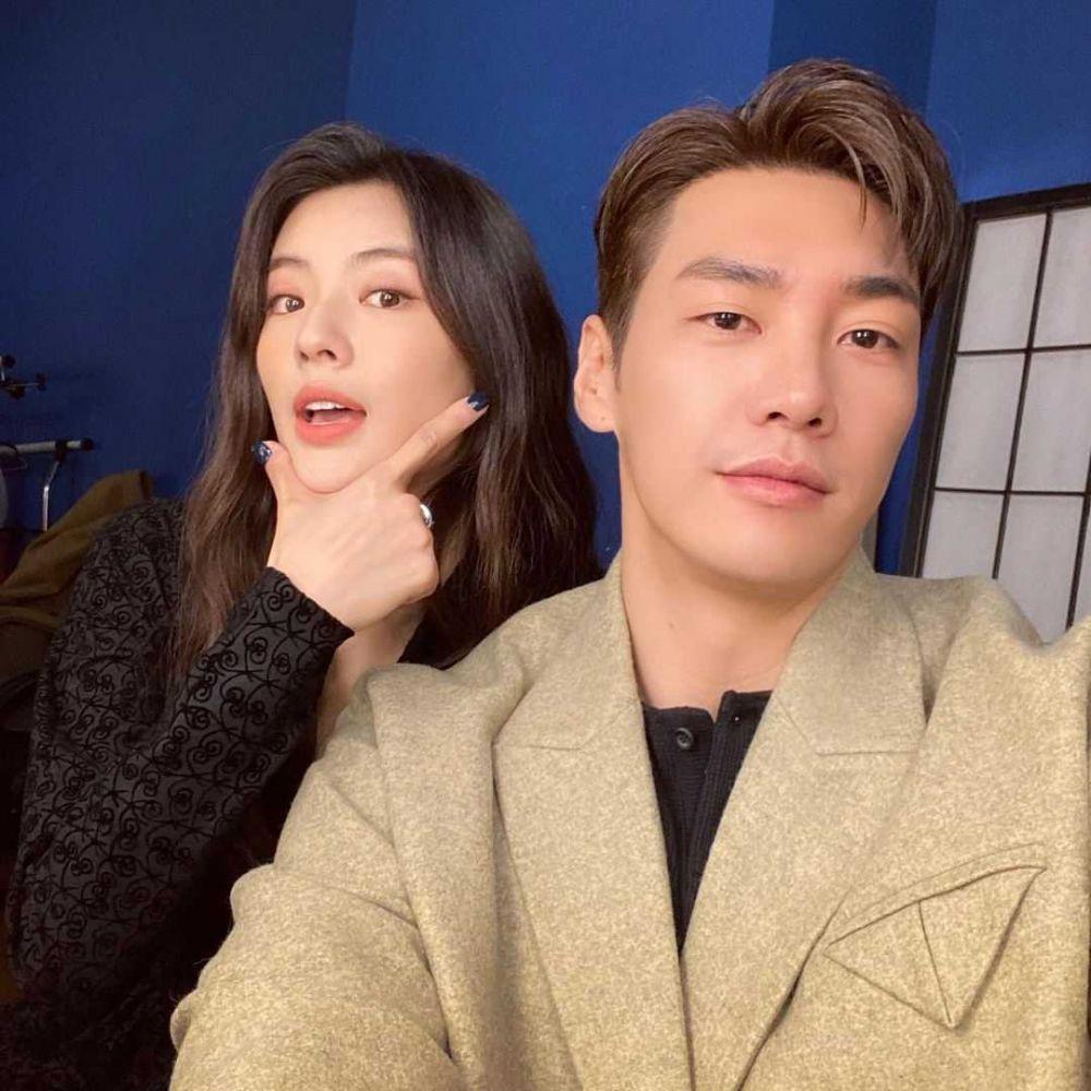 Bintangi Film Action, 10 Potret Kompak Kim Young Kwang dan Lee Sun Bin