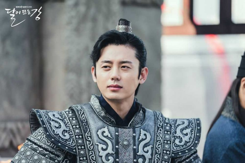 10 Potret Menawan Lee Ji Hoon di KDrama 'River Where the Moon Rises'
