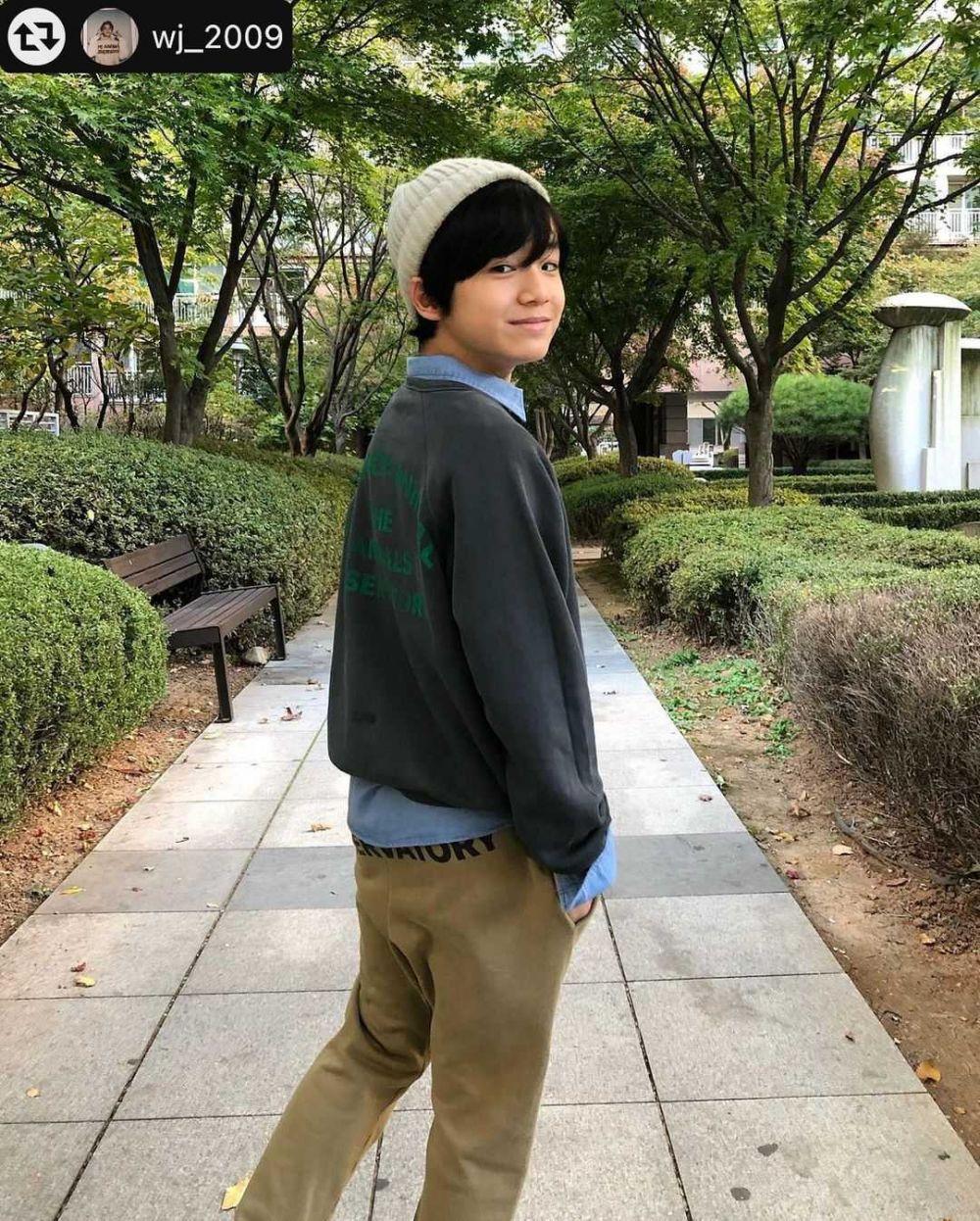 Beranjak Remaja, Ini 9 Potret Transformasi Aktor Cilik Moon Woo Jin