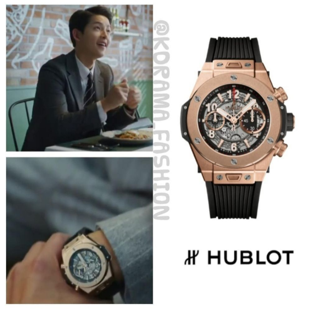 10 Harga Fashion Item Song Joong Ki di KDrama Vincenzo (Part 1)