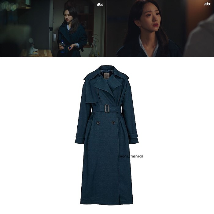 Fashionable, 9 Harga Outer Won Jin Ah di KDrama She Would Never Know