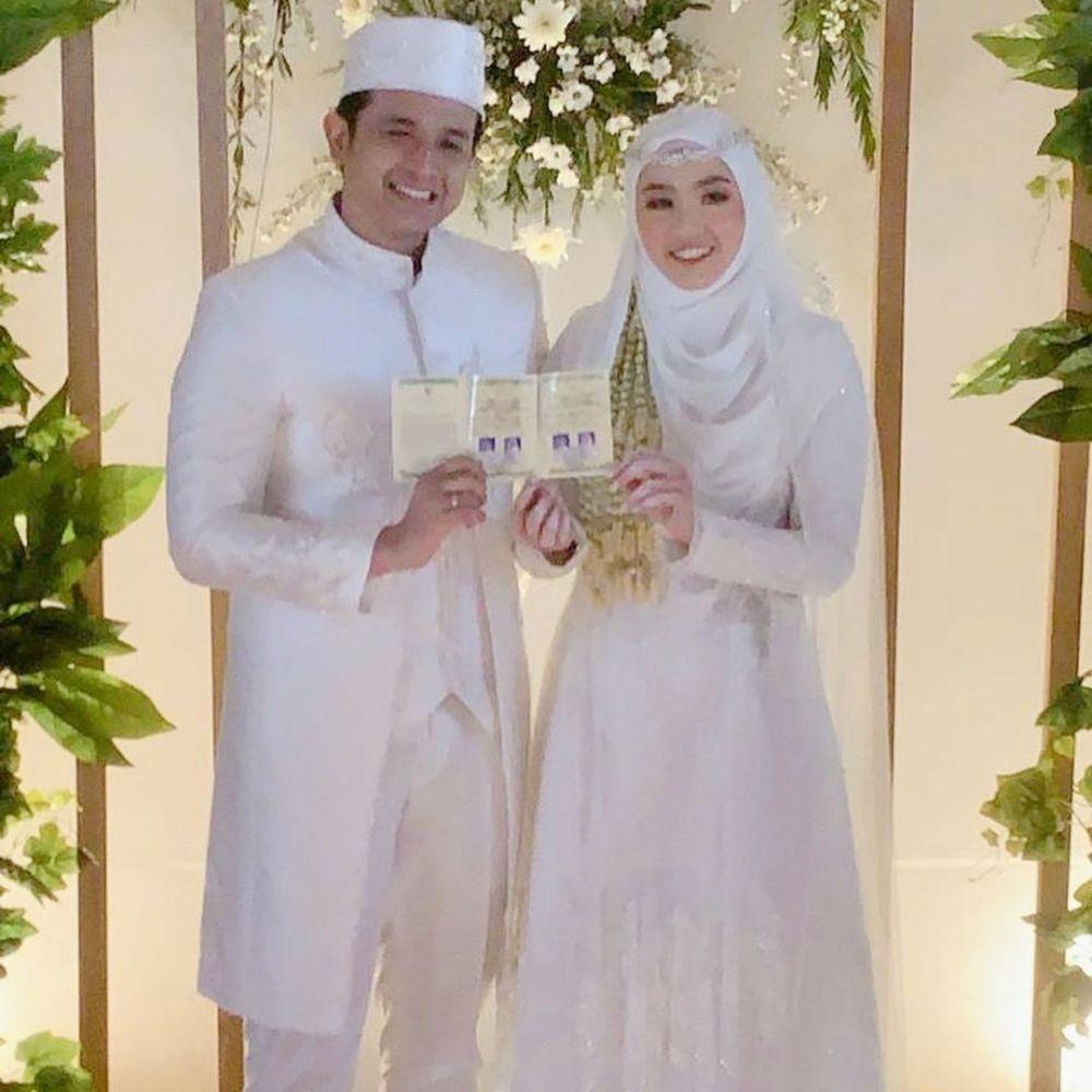 9 Momen Pernikahan Hamas Syahid, Bikin Singlelillah Patah Hati!