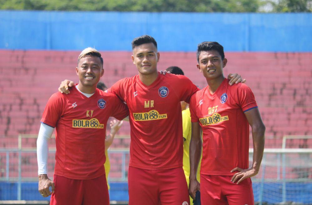 Hormati Penundaan Liga, Arema FC Sesuaikan Program Latihan