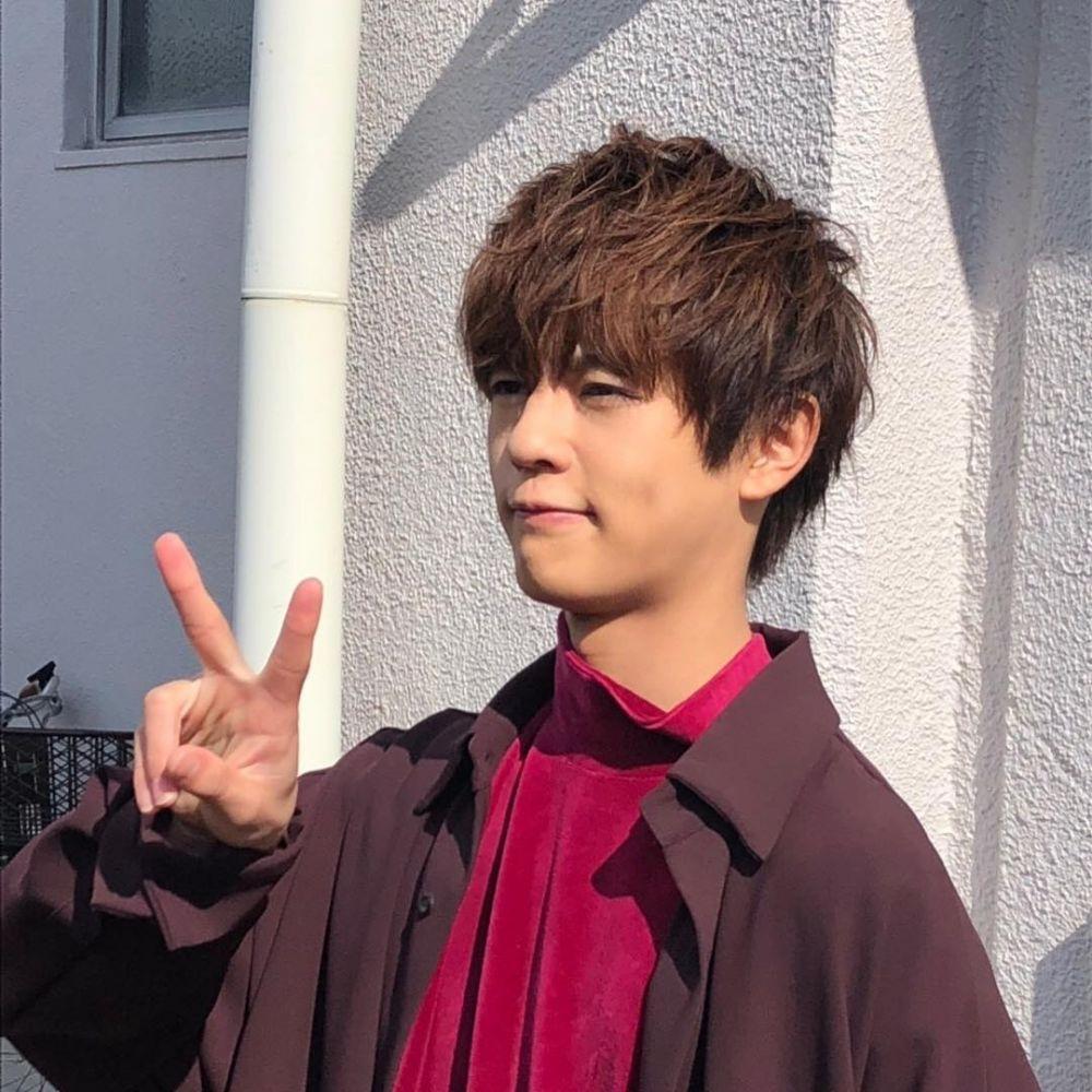 10 Potret Keren So Okuno, Pemeran Tokiwa Sougo di Kamen Rider Zi-O