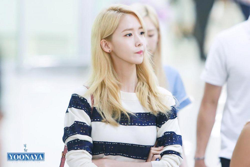 Tetap Memukau, Throwback 10 Potret Yoona SNSD dengan Rambut Blonde