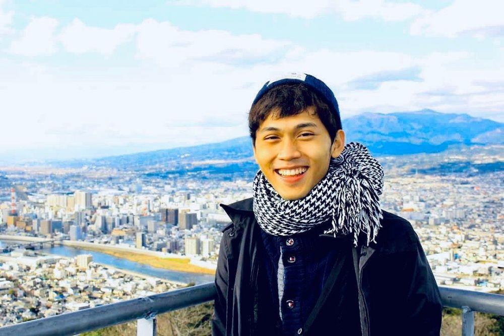 10 Potret Kece Fito Karu, TKI yang Juarai Ajang Menyanyi di Jepang