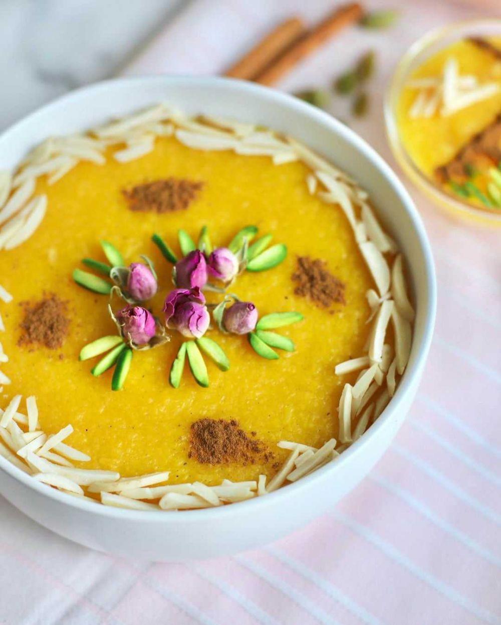 12 Ragam Dessert dan Cookies Asal Iran yang Menggugah Selera