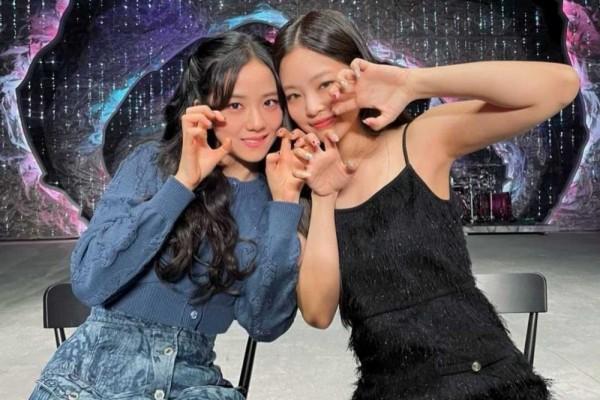 9 Fakta Persahabatan Jisoo dan Jennie BLACKPINK, Saling Mendukung!