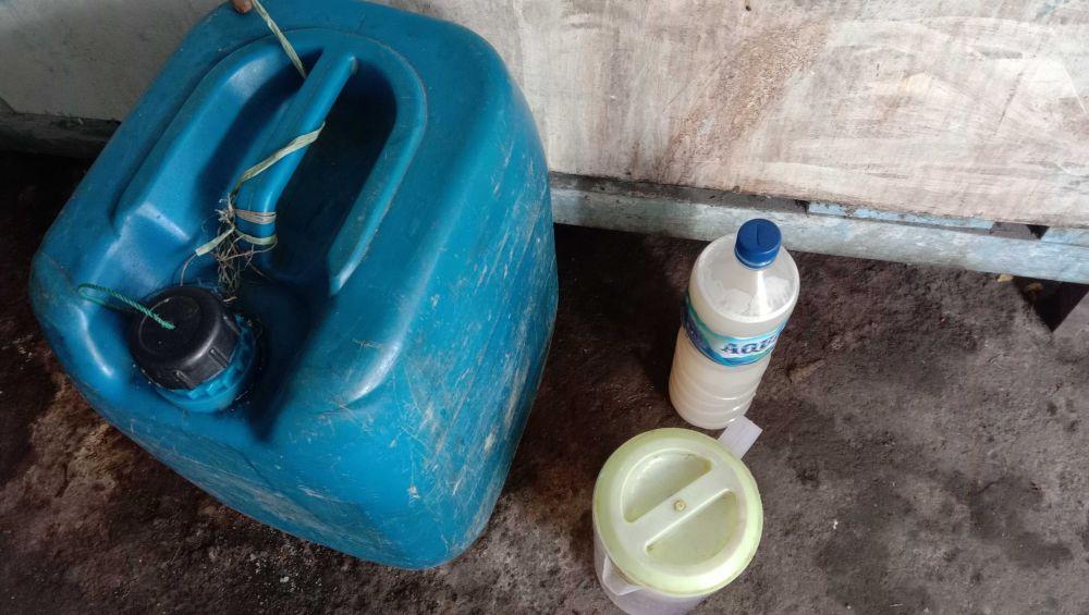 Penjual Tuak Toraja Tak Gentar Bersaing dengan Minuman Bermerek