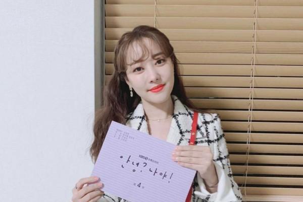 10 Fakta Go Na Eun, Idol Generasi Kedua Main di Drama Korea Hello, Me!