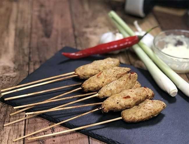 Resep Sate Lilit Ayam Khas Bali, Aroma dan Rasa Rempahnya Mantap!
