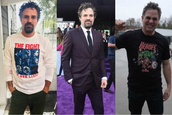 Raih Piala Golden Globe 2021, Intip 9 Gaya Stylish ala Mark Ruffalo