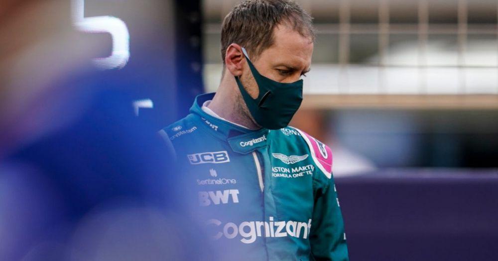 F1: Terlibat Insiden di GP Bahrain, Vettel Akui Sempat Salahkan Ocon