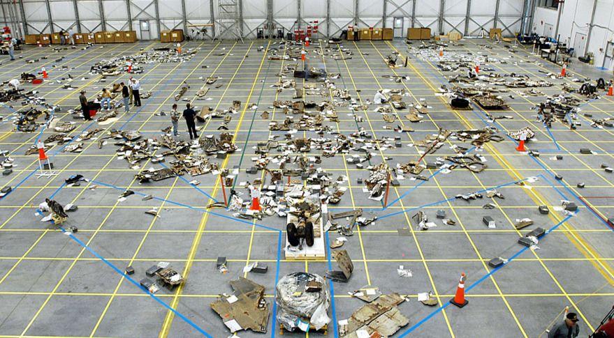 5 Fakta Ilmiah tentang Musibah Pesawat Ulang-alik Columbia 2003