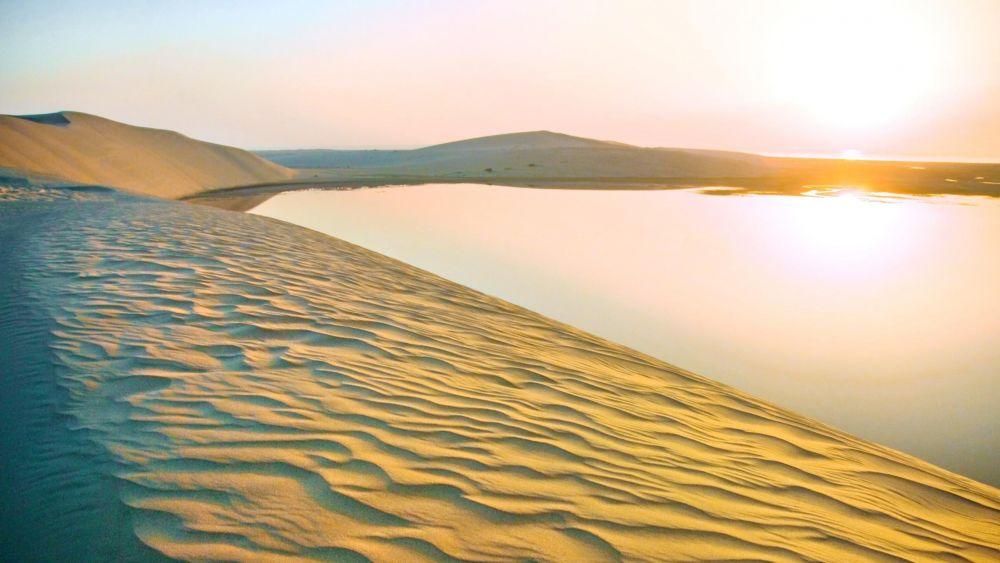 6 Wisata Alam di Qatar, Tak Selalu Gedung Tinggi Menjulang
