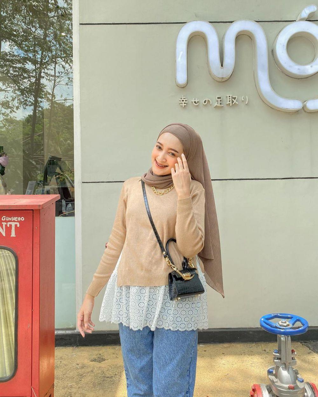 10 Tren Fashion Hijab yang Bakal Viral Lebaran 2021