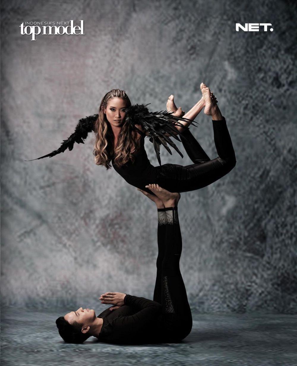 9 Potret Fotogenik Danella Ilene, Pemenang INTM yang Super Stunning