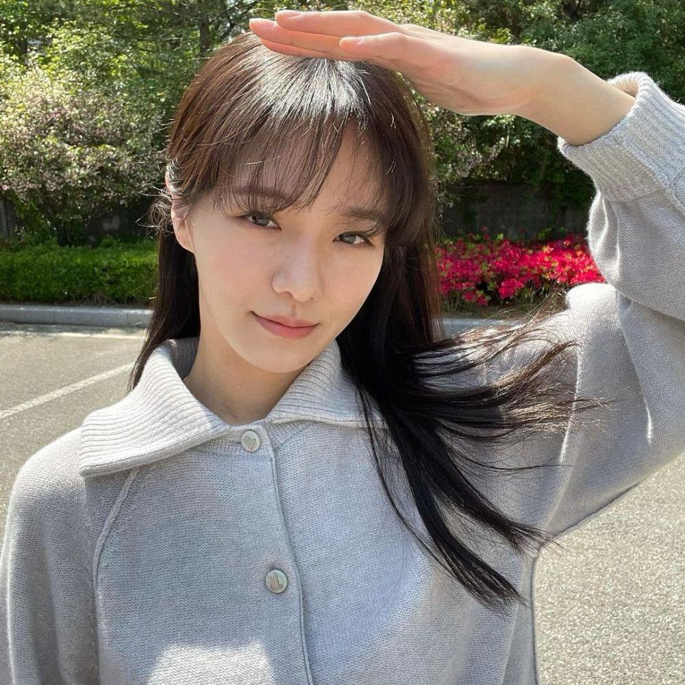 9 Potret Park Gyu Young, Bakal Jadi Pacar Yesung di MV Terbaru