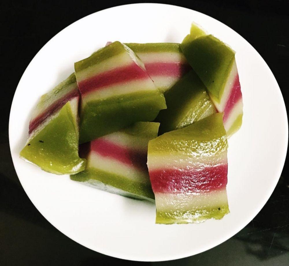 9 Fakta Bánh da lợn, Kue Khas Vietnam yang Mirip dengan Kue Lapis