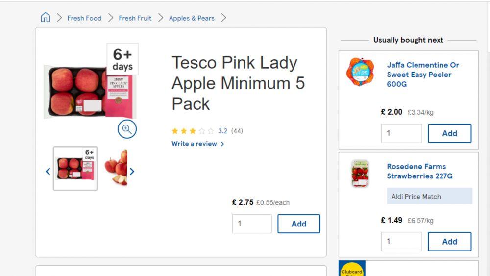 Pria Belanja Buah Apel Online, Malah Dapat Produk Apple