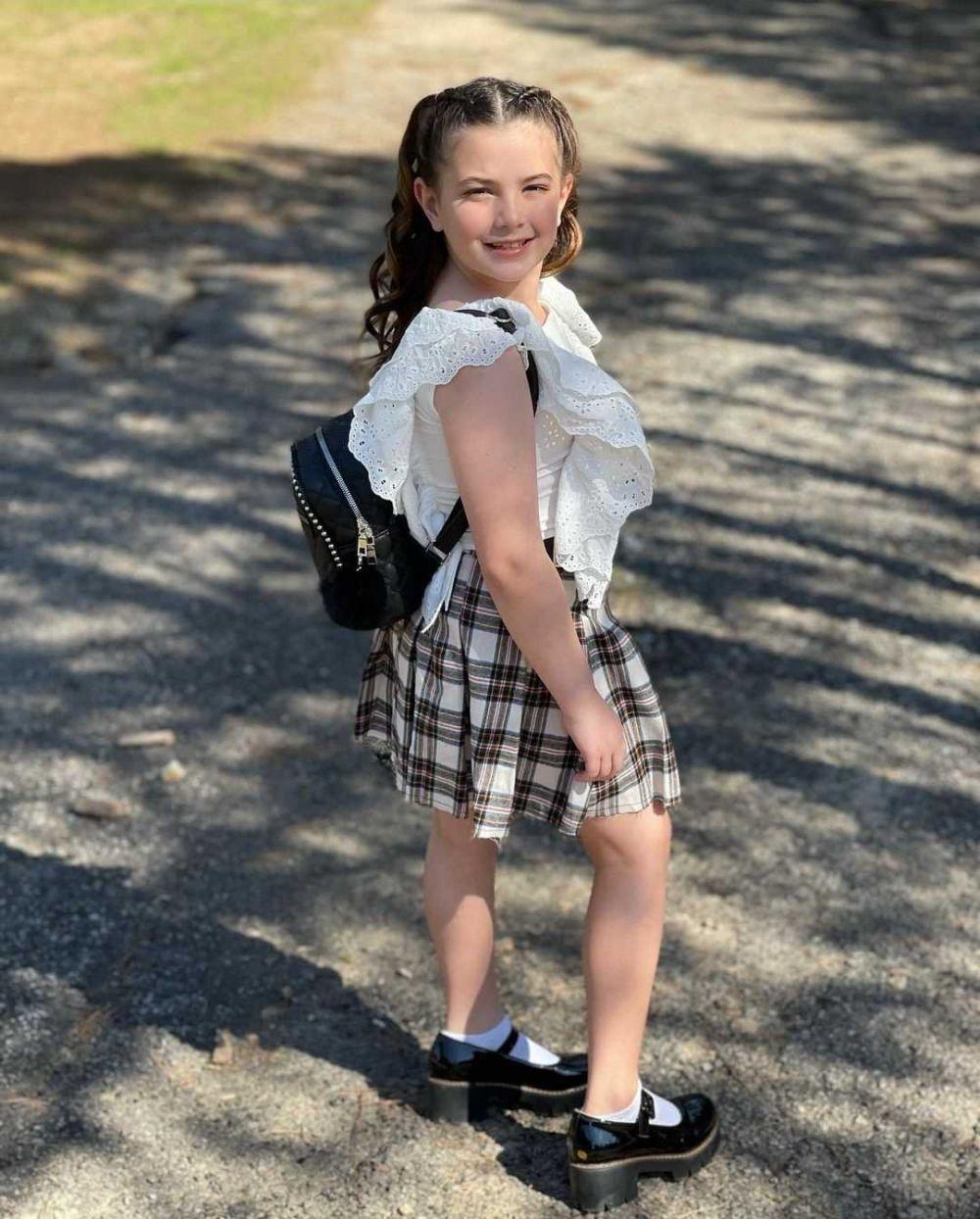 Bak Model, 9 Potret Lexi Rabe, Anak Tony Stark di Avengers: Endgame