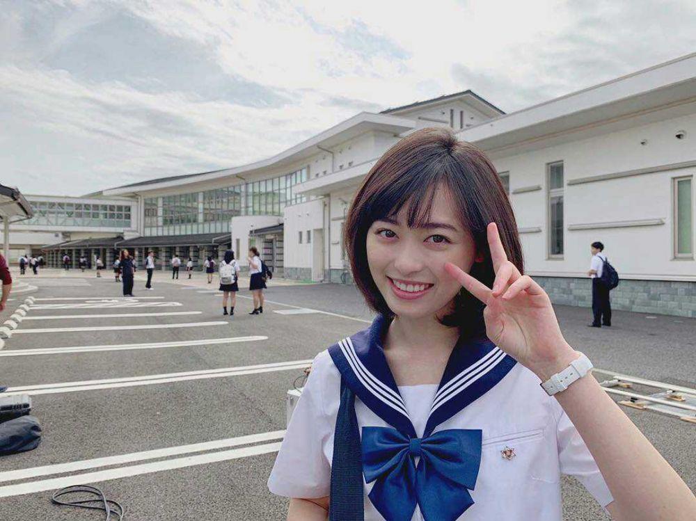Aktris Jepang Multitalenta, 10 Fakta Menarik Haruka Fukuhara