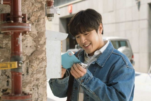 Tayang 28 April, 10 Potret Kang Ha Neul di Film Waiting for Rain