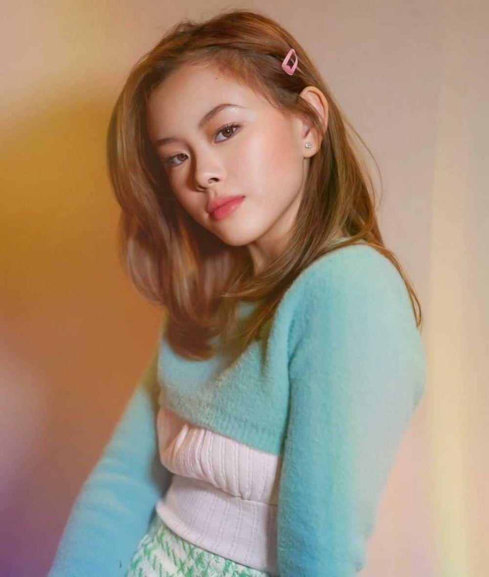 Bak Idol Korea, 9 Potret Clarice Cutie yang Glowing Abis