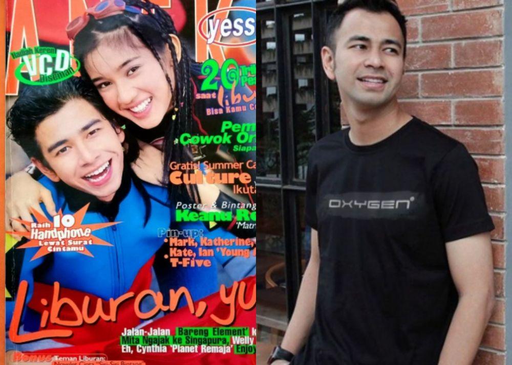 Bikin Pangling, 13 Potret Lawas Artis Saat Jadi Cover Boy Aneka Yess!