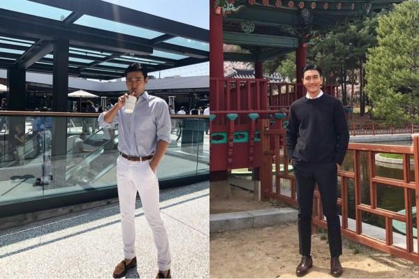 9 Gaya Smart Casual ala Choi Siwon, Referensi untuk Tampil Maskulin