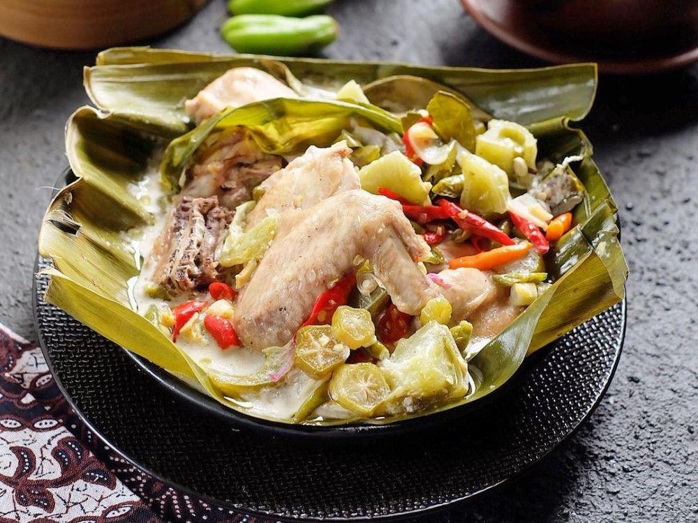 5 Makanan Indonesia Bercita Rasa Asam, Bikin Mata Melek!