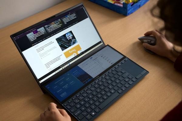 5 Alasan Asus ZenBook Duo 14 (UX482) Cocok untuk WFH