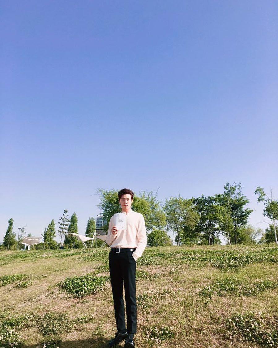 9 Potret Lee Hyun Woo, Pemeran Rio di Money Heist Korea