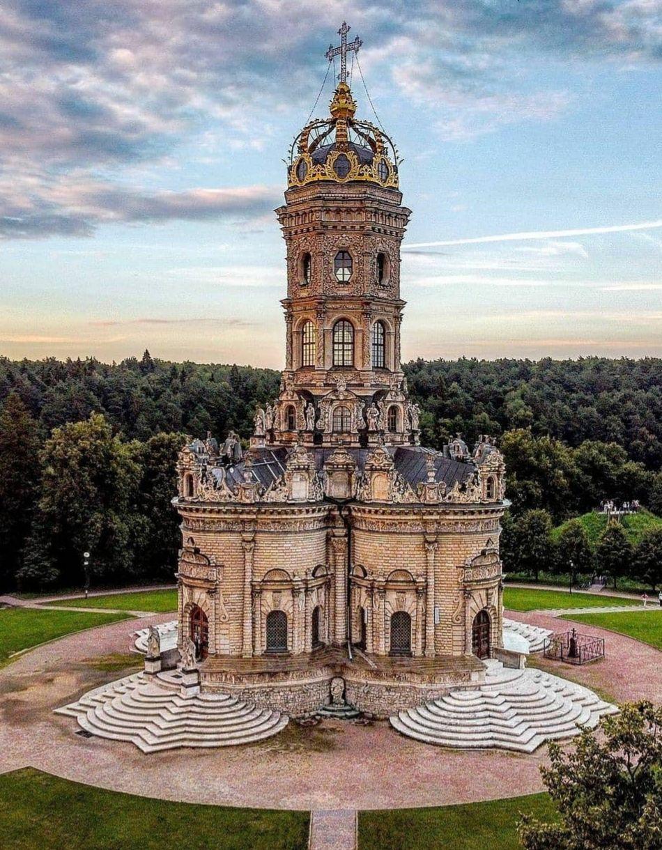 5 Gereja Paling Cantik di Rusia dengan Arsitektur Khas, Menawan Abis!