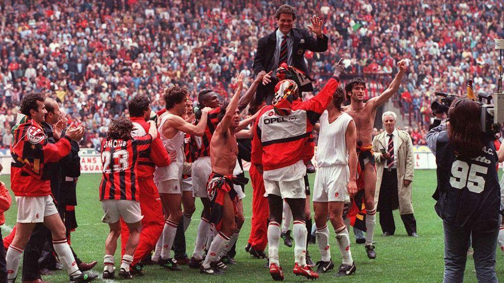 Mengenang Kejayaan AC Milan di Era Silvio Berlusconi, Raja Eropa!