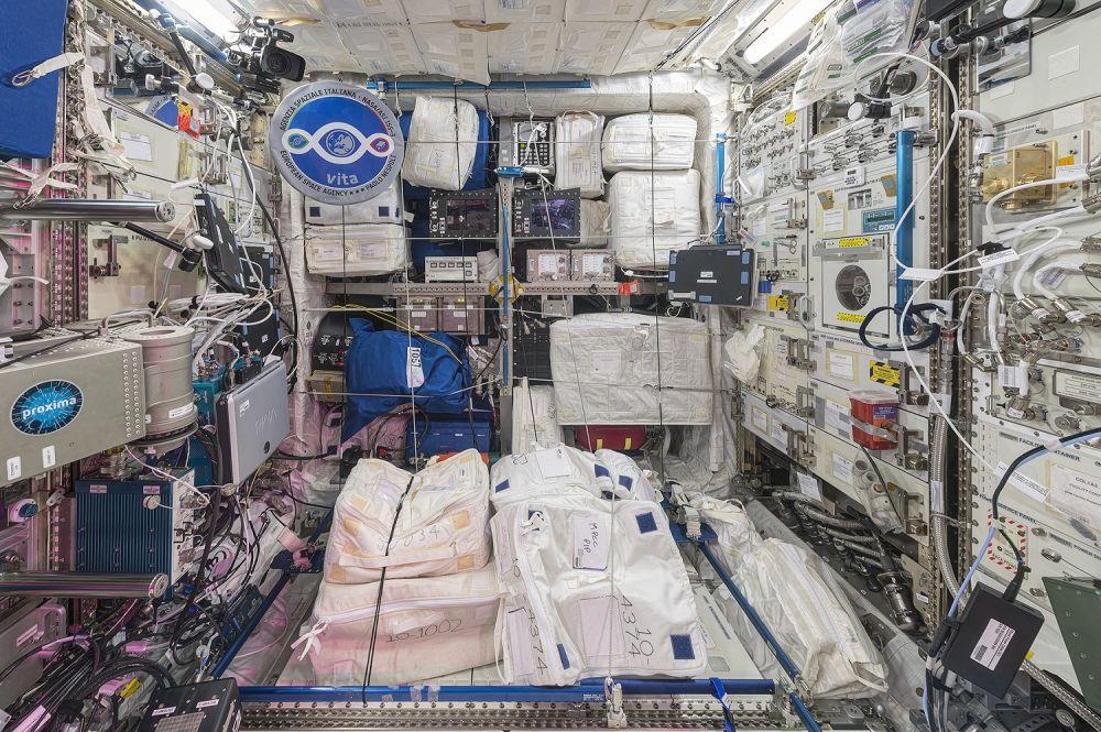 Jadi Pangkalan Astronaut, 15 Potret Stasiun Luar Angkasa Internasional