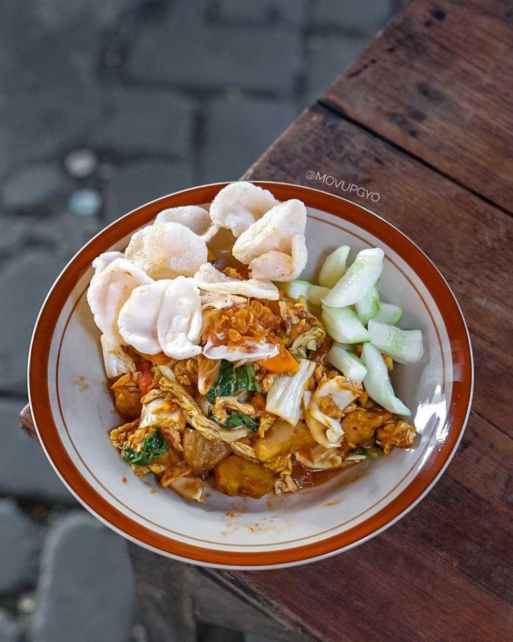 5 Trivia Capcay Jawa, Kuliner dari Jawa Tengah yang Manis dan Menggoda
