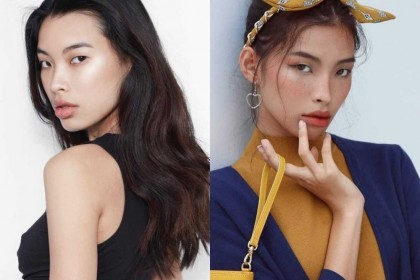 9 Pesona Beauty Thet, Model Myanmar Curi Perhatian