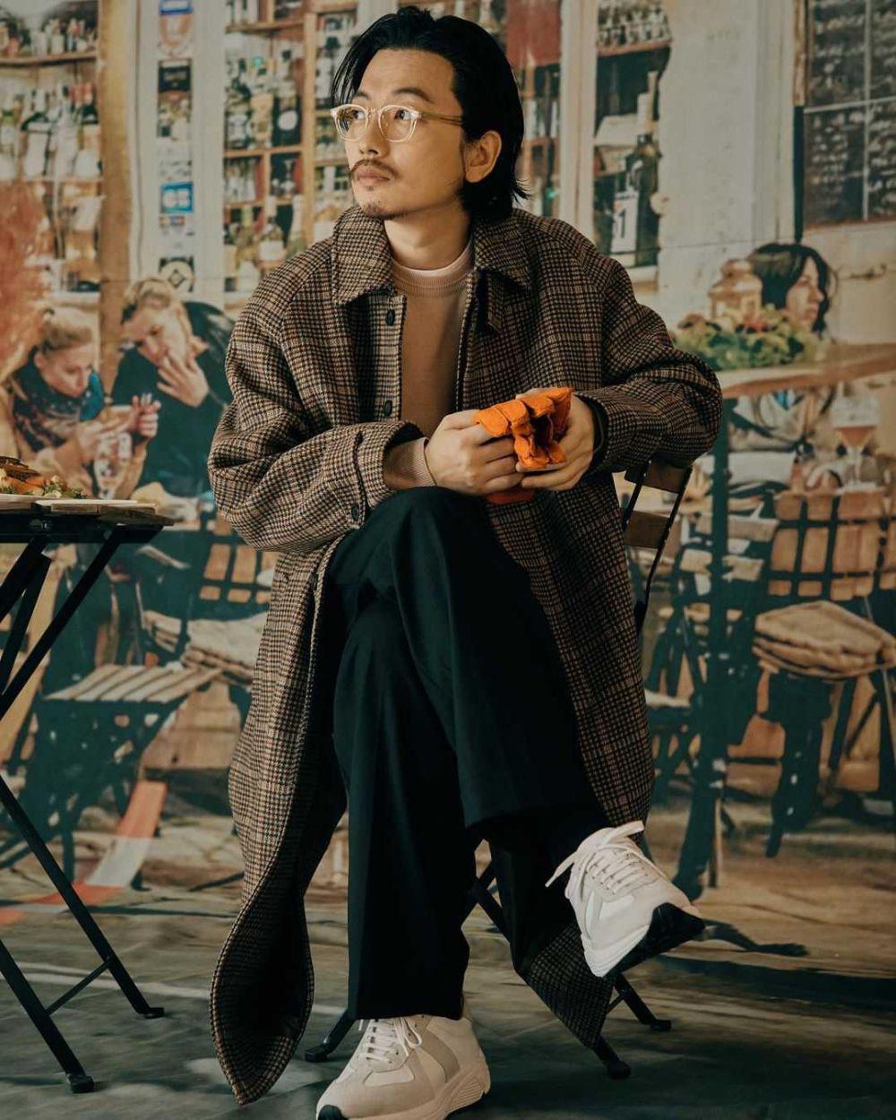 10 Potret Lee Dong Hwi, Lawan Main Jeon Yeo Bin di KDrama Glitch