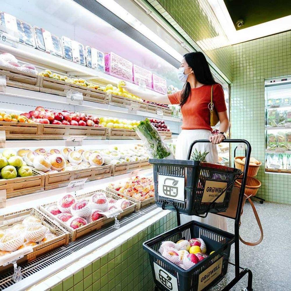 5 Supermarket Kekinian Ini Lagi Hits di Jakarta, Bisa Buat Foto OOTD!